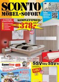 Sconto Möbel-Sofort Juli 2014 KW29