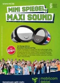 mobilcom-debitel Mini Spiegel, maxi Sound Juli 2014 KW29