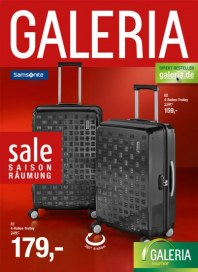 Galeria Kaufhof Sale Juli 2014 KW29