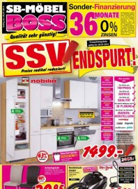 SB Möbel Boss Aktuelle Angebote Juli 2014 KW30