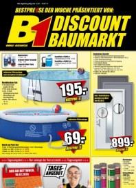 B1 Discount Baumarkt Aktuelle Angebote Juli 2014 KW30