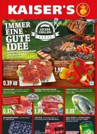 Kaiser's Immer eine gute Idee Juli 2014 KW31 7