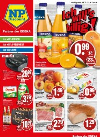 NP-Discount Aktueller Wochenflyer Juli 2014 KW31 1