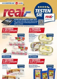real,- Jetzt zum Probierpreis Juli 2014 KW31