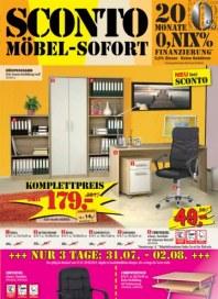 Sconto Angebote Juli 2014 KW31