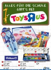 Toys'R'us Alles für die Schule gibts bei ToysRus Juli 2014 KW31 1