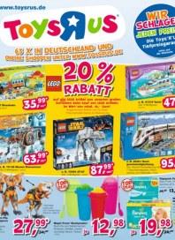 Toys'R'us Wir schlagen jeden Preis Juli 2014 KW31 2