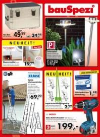 BauSpezi Angebote August 2014 KW31