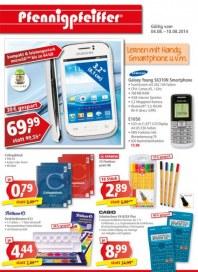 Pfennigpfeiffer Angebote August 2014 KW32