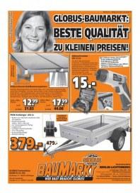Globus Baumarkt Haupflyer August 2014 KW32