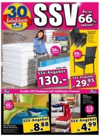 Dänisches Bettenlager SSV bis zu 66% sparen August 2014 KW32