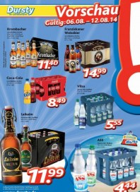 Dursty Aktuelle Angebote August 2014 KW32