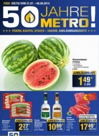 Metro Cash & Carry Food August 2014 KW32