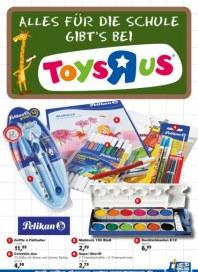 Toys'R'us Alles für die Schule gibts bei ToysRus August 2014 KW32