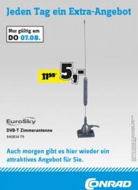 Conrad Jeden Tag ein Extra-Angebot August 2014 KW32 3
