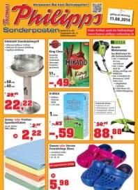 Thomas Philipps Sonderposten August 2014 KW33