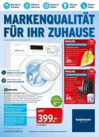 KARSTADT Elektro - Markenqualität für Ihr Zuhause August 2014 KW33