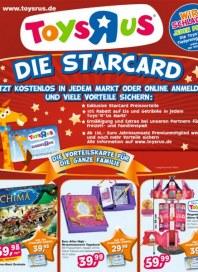 Toys'R'us Die Starcard August 2014 KW33