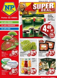 NP-Discount Aktueller Wochenflyer August 2014 KW34 2