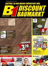 B1 Discount Baumarkt Aktuelle Angebote August 2014 KW34 2