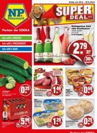 NP-Discount Aktueller Wochenflyer August 2014 KW35 3