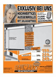 Globus Baumarkt Haupflyer August 2014 KW35 3