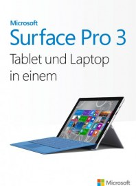 Microsoft Surface Pro 3 August 2014 KW35