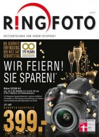 Ringfoto Wir feiern! Sie sparen August 2014 KW35