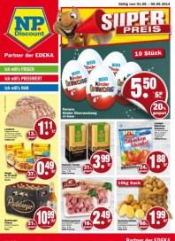 NP-Discount Aktueller Wochenflyer September 2014 KW36
