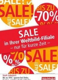 Weltbild SALE September 2014 KW36