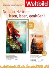 Weltbild Schöner Herbst – lesen, leben, genießen September 2014 KW36