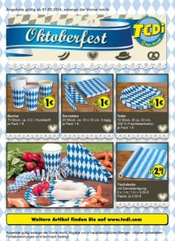 Tedi Oktoberfest September 2014 KW36