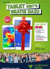 mobilcom-debitel Tablet gibts gratis dazu September 2014 KW36