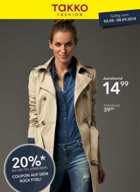 Takko Fashion Angebote September 2014 KW36