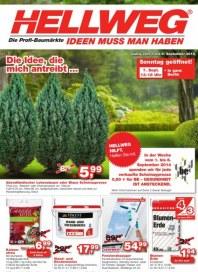 Hellweg Aktuelle Angebote September 2014 KW36