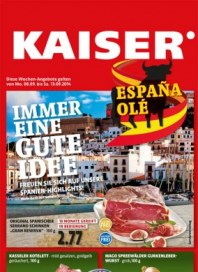 Kaiser's Immer eine gute Idee September 2014 KW37 1