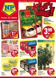 NP-Discount Aktueller Wochenflyer September 2014 KW37 1