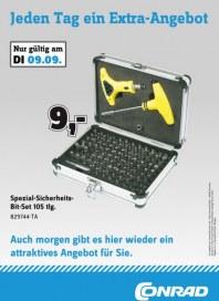 Conrad Jeden Tag ein Extra-Angebot September 2014 KW37 1