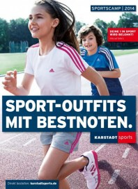 KARSTADT Karstadt sports - Sportscamp September 2014 KW37