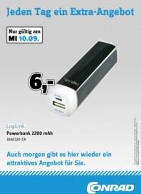 Conrad Jeden Tag ein Extra-Angebot September 2014 KW37 2