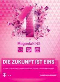 Telekom Shop Die Zukunft ist eins September 2014 KW37