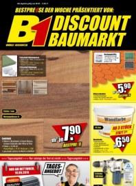 B1 Discount Baumarkt Aktuelle Angebote September 2014 KW37 1