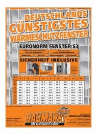 Globus Baumarkt Haupflyer September 2014 KW38 2