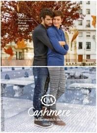 C&A Cashmere - unwiderstehlich weich September 2014 KW38