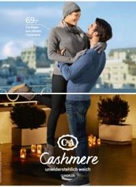 C&A Cashmere - unwiderstehlich weich September 2014 KW38 1