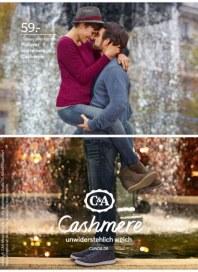 C&A Cashmere - unwiderstehlich weich September 2014 KW38 2