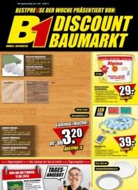 B1 Discount Baumarkt Aktuelle Angebote September 2014 KW38 2