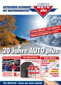 auto plus 20 Jahre Auto plus September 2014 KW38