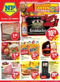 NP-Discount Aktueller Wochenflyer September 2014 KW39 3