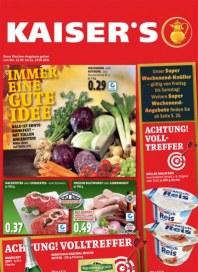 Kaiser's Immer eine gute Idee September 2014 KW39 6